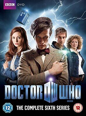 Doctor Who - Complete Series 6 [DVD] - DVD  30VG The Cheap Fast Free Post
