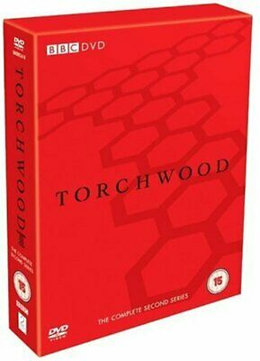 Torchwood: Complete BBC Series 2 [2008] [DVD] - DVD  OSVG The Cheap Fast Free