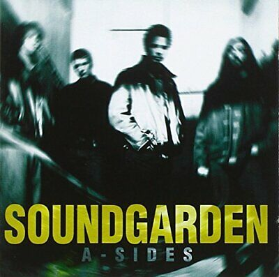 Soundgarden - A-Sides - Soundgarden CD ZUVG The Cheap Fast Free Post The Cheap