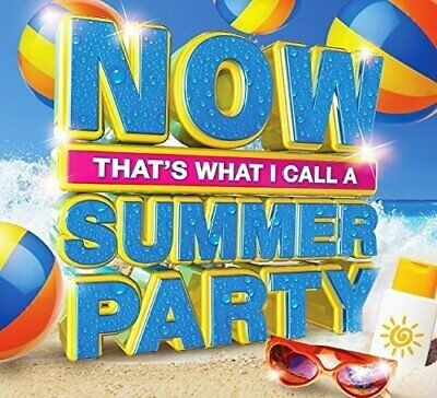 Now That's What I Call A Summer Party -  CD MEVG The Cheap Fast Free Post The