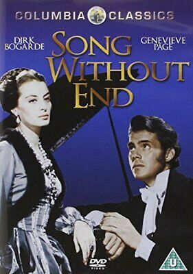 Song Without End [DVD] - DVD  DEVG The Cheap Fast Free Post