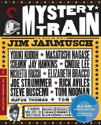 Mystery Train (Criterion Collection) [New Blu-ray] Dolby, Widescreen