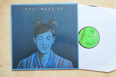 "XTC Wake Up West Germany 6 track 12"" single in picture sleeve 1985 Mint"