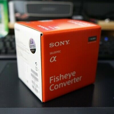 Sony SEL057FEC Fisheye Converter Lens For FE 28mm F2