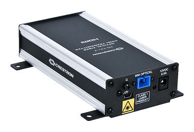 CRESTRON HD-TX1-F HDMI over OPTICAL Fiber Transmitter