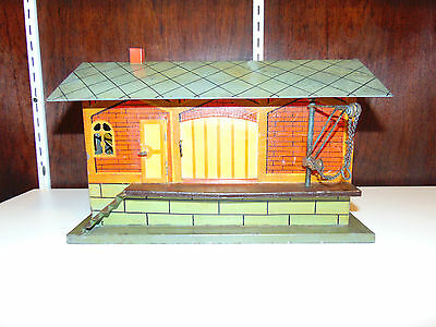 RARE Marklin Original Prewar 1 or O Gauge Freight Station