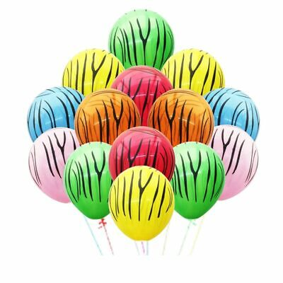 "50 Smiley Face 12"" Spotty LATEX BALOONS Birthday Party Decoration Supplies BALON"