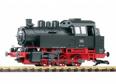Piko G Scale Db Iii Br80 Steam Loco Black/red | Ships In 1 Business Day | 37202