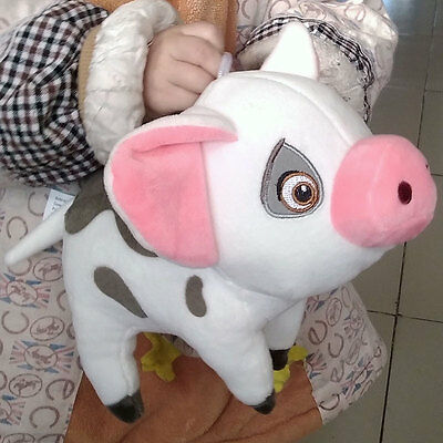 Disney Moana Pet Pig Pua Super Soft Doll Stuffed Animal Plush Toy Kids Gift 20cm