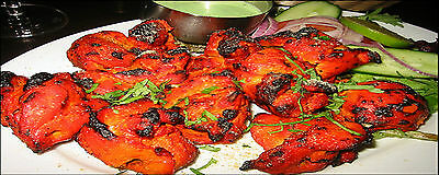 Recipes for Spicy Chicken Tikka with Ready to cook ingredients to your own taste