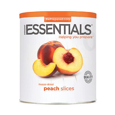 Freeze Dried Peach Slices can