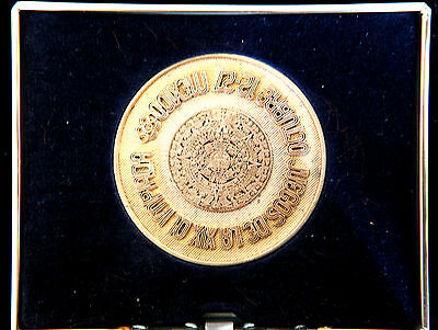 Mexico 1968  Olympic Medal