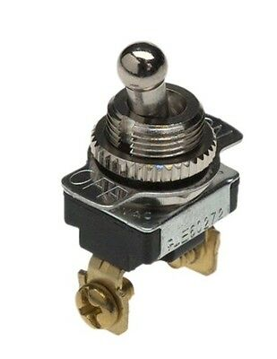 Gardner Bender GSW-124 Toggle Switch, SPST, ON-OFF
