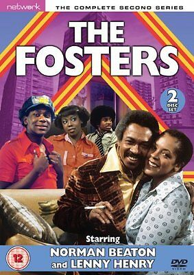 THE FOSTERS the complete second series 2. Lenny Henry. 2 discs. New sealed DVD