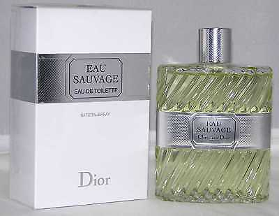 Dior Eau Sauvage eau de Toilette Spray 100 ml. Neu u. originalverpackt