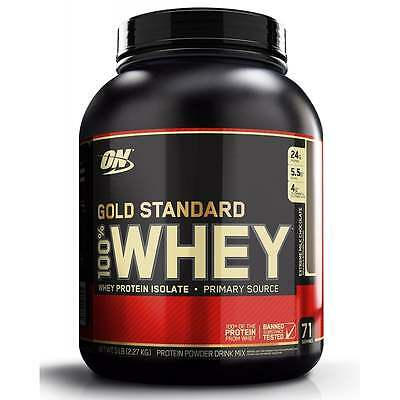 Optimum Nutrition Optimum Nutrition Gold Standard Whey Protein 2.27kg