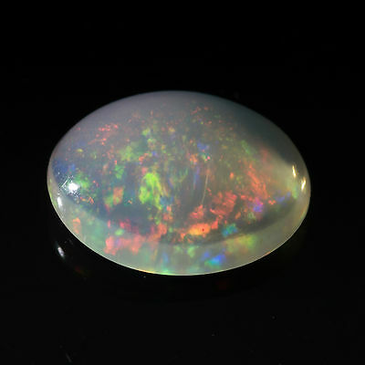 1.57ct Ethiopian Welo Opal Oval cab 10.10x7.99mm Natural loose gemstone