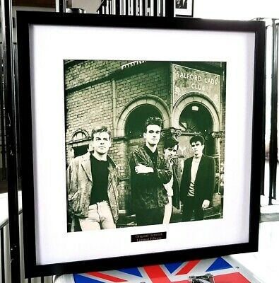 The Smiths Framed Original Album Artwork The Queen Is Dead Morrissey Marr