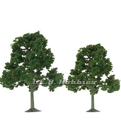 "JTT Scenery Products Deciduous Tree O-Scale 5.5"" to 6"" Scenic Series 2/pk 92109"