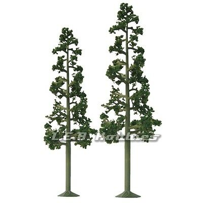 "JTT Scenery Products Juniper Tree O-Scale 7.5"" to 8"" Scenic Series, 2/pk 92114"