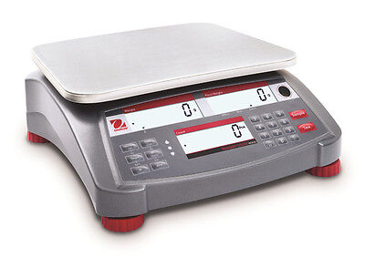 Ohaus Ranger RC41M15 Precision Counting Scale