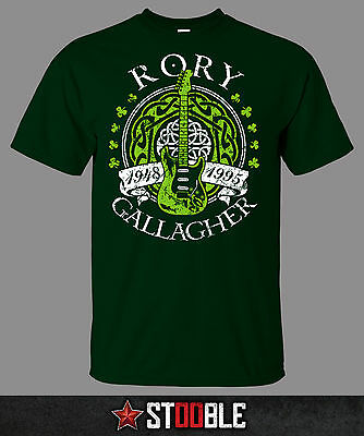 Rory Gallagher T-Shirt - Direct from Stockist