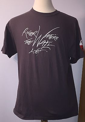 Roger Waters The Wall Live Tour 2010 T-Shirt Dwight D.Eisenhower Pink Floyd