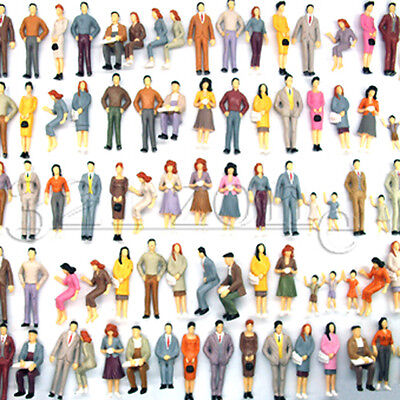 Architectural Scale Figure for G Scale Trains Model Scale People Garden Railways