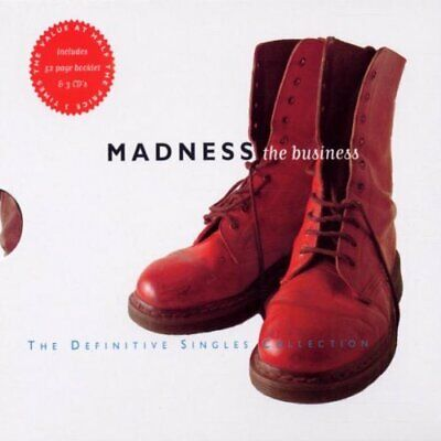 Madness - The Business: The Definitive Singles Collection - Madness CD RNVG The