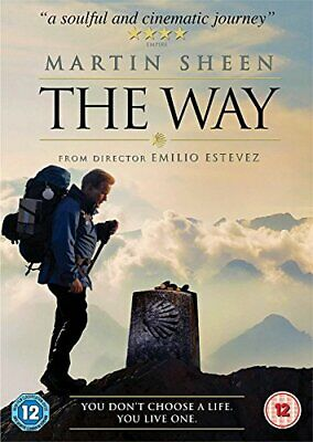 The Way [DVD] (2010) - DVD  00VG The Cheap Fast Free Post