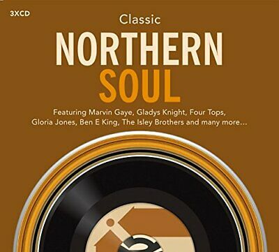 Various - Classic Northern Soul - Various CD G4VG The Cheap Fast Free Post The