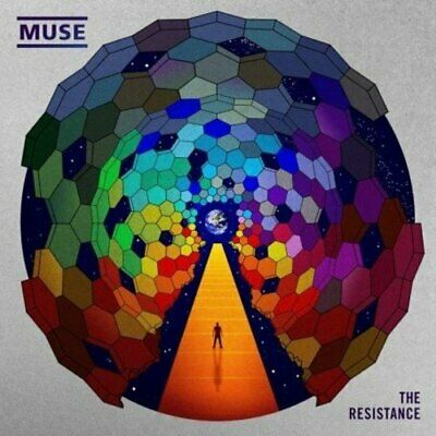 Muse - The Resistance - Muse CD D0VG The Cheap Fast Free Post The Cheap Fast