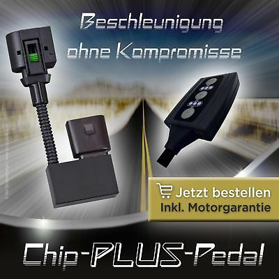 Gas Pedalbox Chiptuning BMW X1 E84 xDrive23d 150kW 204PS Power Box