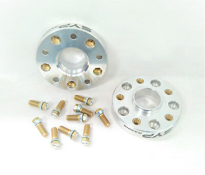 Porsche wheel spacers sypracing 30mm 5x130 CB 71.6 14x150