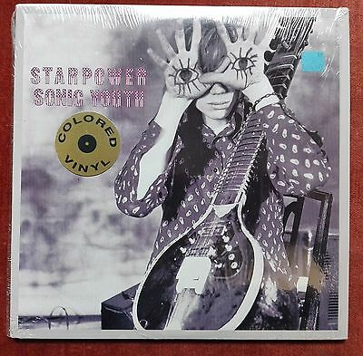 """Sonic Youth - Starpower - 10"""" - 1991 - Us - Ex/ex - Sst Records Sst 909 Gray"""