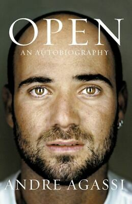 Open: an autobiography by Andre Agassi (Paperback)