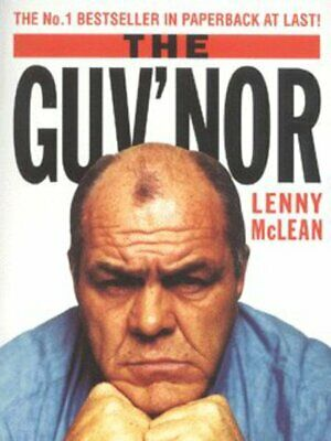 The Guv'nor by Lenny McLean (Paperback)