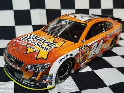 "2014 Jeff Gordon AARP/Hunger Awareness Month 1:24th ""Gen 6"" Chevrolet SS NASCAR"