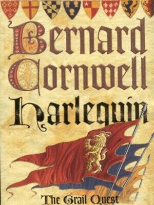 The Grail Quest: Harlequin by Bernard Cornwell (Paperback)