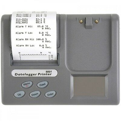 REED 9801 Temperature/Humidity Printer for the REED 8829 Datalogger