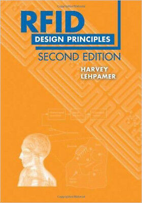 RFID Design Principles, Very Good, Harvey Lehpamer Book