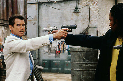 Pierce Brosnan As James Bond In The World Is Not Enough 11x17 Mini Poster