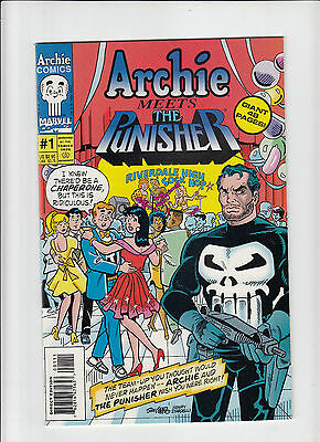 Archie meets the Punisher #1 NM-