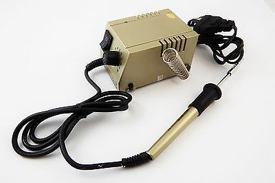 "Mini Micro Soldering Station "" Low Leakage And Super Fine Tip"" Solder Tool"