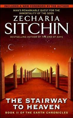 NEW The Stairway to Heaven By Zecharia Sitchin Paperback Free Shipping