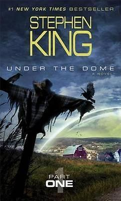 NEW Under the Dome By Stephen King Paperback Free Shipping