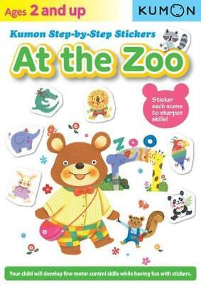 NEW At the Zoo By KUMON Paperback Free Shipping
