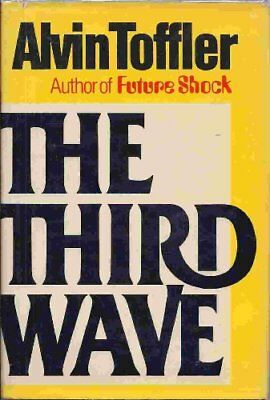 Third Wave by Toffler, Alvin Paperback Book The Cheap Fast Free Post