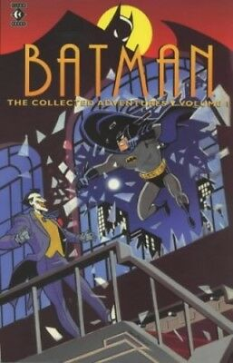Batman: v.1: The Collected Adventures: Vol 1 by Templeton, Ty Paperback Book The