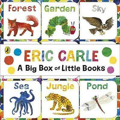 NEW The World of Eric Carle By Eric Carle Paperback Free Shipping